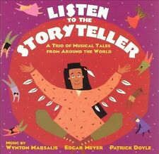 Listen to the Storyteller: Trio of Musical Tales from Around the World (CD 1999)