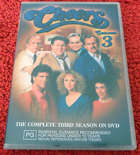 DVD    Cheers / The  Complete  Third  Season (3) / (PG) / Reg 4