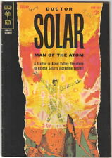 Doctor Solar Comic Book #2, Gold Key 1962 FINE to FINE+