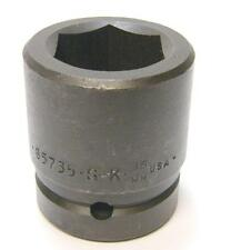 "SK Tools 85735 - 1"" Drive 6 Point Metric Impact Socket 35mm"