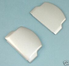 New PSP-2001 PSP-2000 Daxter Silver Battery Cover Door Original Extended Set