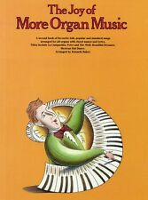 The Joy Of More Organ Learn to Play Folk Pop Keyboard Music Book