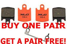 XLC DISC BRAKE PADS HOPE TECH 4 SYSTEM DISC BRAKES BUY 1 PAIR GET 1 FREE BP031
