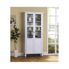 Kitchen Storage Cabinet Dining Room Buffet China Wood Cupboard Pantry Furniture