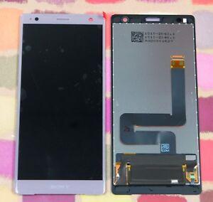 GENUINE PINK SONY XPERIA XZ2 COMPACT H8314 IPS LCD SCREEN DISPLAY NoADHS