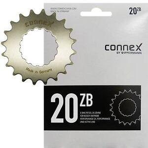 Connex Ritzel für Bosch Aktiv,Performance & CX 14 - 22 Zähne E-Bike Kettenblatt