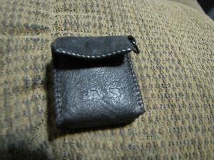 Rare Saab 9000 Harmon Kardon Radio Keypad Leather Case