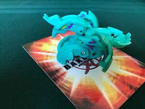 Bakugan Battle Brawlers Storm Skyress Green Ventus 500g + 2 Cards