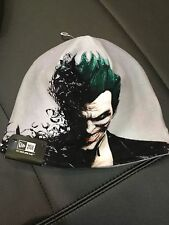 D.C. Comics THE JOKER Beanie Hat. NEW ERA. Brand New. One Size Fits All