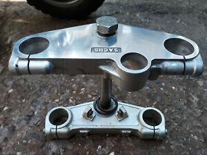Sachs XTC 125 XTC125 4T 2004 Steering/Fork Yolk/Yolks/Yolkes/Clamps Top & Bottom