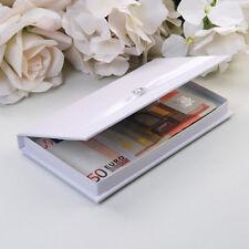 """Geldbox """"Heart"""" in weiß -Geldschachtel,Geldgeschenk,Hochzeit,Geldumschlag"""