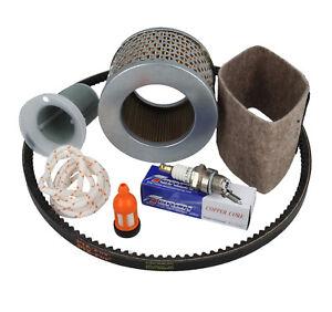 Service Kit Fits STIHL TS350 Air Filter, Plug Belt