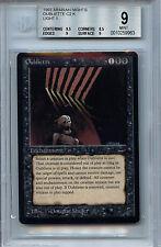 MTG Arabian Nights Oubliette BGS 9.0 (9) Mint Magic Card Light  WOTC 9963