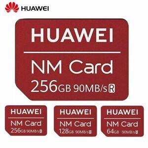 Huawei NM-Karte 256GB/128GB/64GB Nano-Speicherkarte für P30 Pro Mate 20 Pro