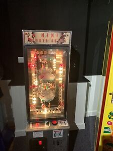 coin-operated arcade machines
