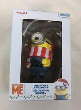 Despicable Me Minion Christmas Ornament New