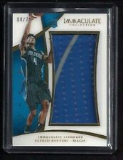 Elfrid Payton Immaculate Rookie #4/75! Jersey #! 1/1? RARE! Orlando Magic RC! SP