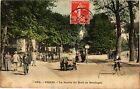 CPA Paris 16e Paris-La Sortie du Bois de Boulogne (313293)