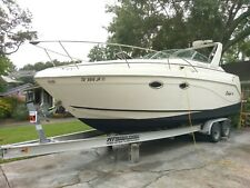 New ListingClean 2002 Rinker Fiesta Vee 270 496 Mercruiser Magnum and only 224 hours