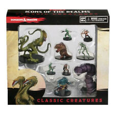 Dungeons & Dragons Icons of the Realms Classic Creatures Box Set Wizkids Games