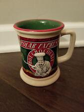 THE POLAR EXPRESS Mug 10th Anniversary Hot Chocolate 3D Warner Brothers