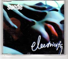 (HI720) Suede, Electricity - 1999 CD