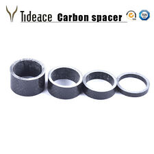 5/10/15/20mm Full Carbon Fiber Spacer For Stem Bicycle Headset Stem Spacers Kits