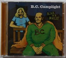 B.C. camplight Blink of a nichilista UK 2007 ADV CD