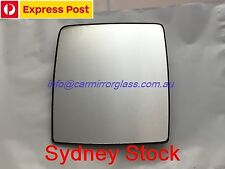 RIGHT DRIVER SIDE HOLDEN COMBO XC 2002 - onward MIRROR GLASS WITH BASE