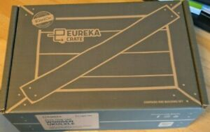 BRAND NEW Kiwi Co Eureka Crate, Wooden Ukulele