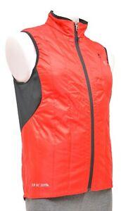 Pearl Izumi PRO Primaloft Thermal Cycling Vest Men MEDIUM Red Road Bike Mountain