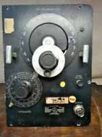 Vintage 1963 General Radio Co. U-F-H Signal Generator