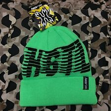 New Hk Army Hstl Paintball Beanie - Green/Black