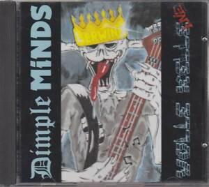 """DIMPLE MINDS """"Volle Kelle - Live"""" CD-Album"""