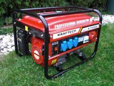 ANGEBOT 4Takt H-8500W Benzin Stromerzeuger Generator Stromgenerator Notstrom **