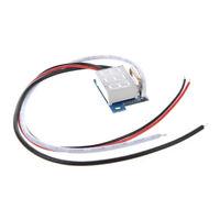 1X(Mini Amperemetre Testeur Numerique Ampere Courant DC 0-10A LED Rouge O6V8) 5P