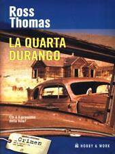 LA QUARTA DURANGO  THOMAS ROSS HOBBY & WORK 2006 CRIMEN