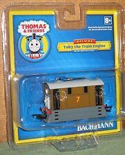 Bachmann 58747 - Thomas Train & Friends - HO Scale Toby Tram Engine Locomotive