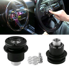 Hot 360 Steering Wheel Quick Release For Most aftermarket 3 hole steering wheels
