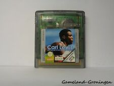 Nintendo Gameboy Color & GBA Game: Carl Lewis Athletics 2000 (EUR)