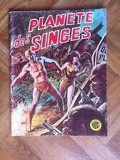 LA PLANETE DES SINGES No 7 LUG ABE/BE (G24)