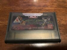 Digimon Battle Spirit Ver 1.5 (WonderSwan, 2002)