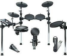 Alesis Command 8-Piece Electronic Drum Kit with Module Brand New