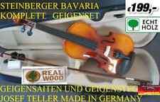 Geige Violine 1/32 1/4 1/8  Geige Steg & Saiten Made in GERMANY