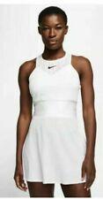 Nike CI9212-100 Women's Sz Medium Maria Sharapova Court Tennis Dress White $120+
