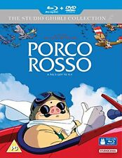 Porco Rosso Double Play (Bluray  DVD)