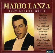 Mario Lanza - Best Recordings [New CD]
