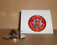 Essex County Fire and Rescue Service Lapel pin badge