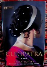 STACY SCHIFF - SIGNED - CLEOPATRA - (UNCORRECTED ADVANCE PROOF, 2010 Softcover)