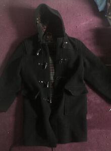 Vintage Gloverall Duffle Coat UK L